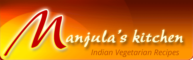 Manjula's Kitchen Logo