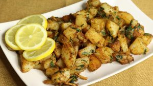 Aloo Chaat Recipe by Manjula
