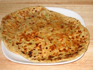 Aloo Paratha Recipe by Manjula