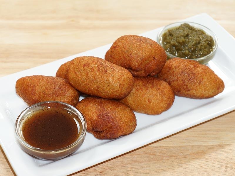 Bread Potato Rolls Recipe by Manjula