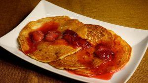 Eggless Pancake Recipe by Manjula