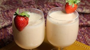 Fruit Smoothie Recipe by Manjula