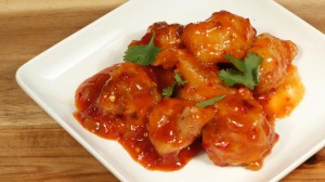 Gobi (Cauliflower) Manchurian Recipe by Manjula