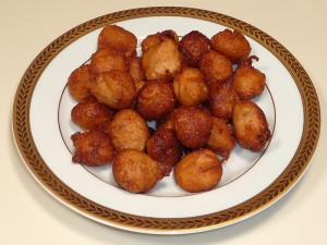 Gulgula (Mini Donuts) Recipe by Manjula