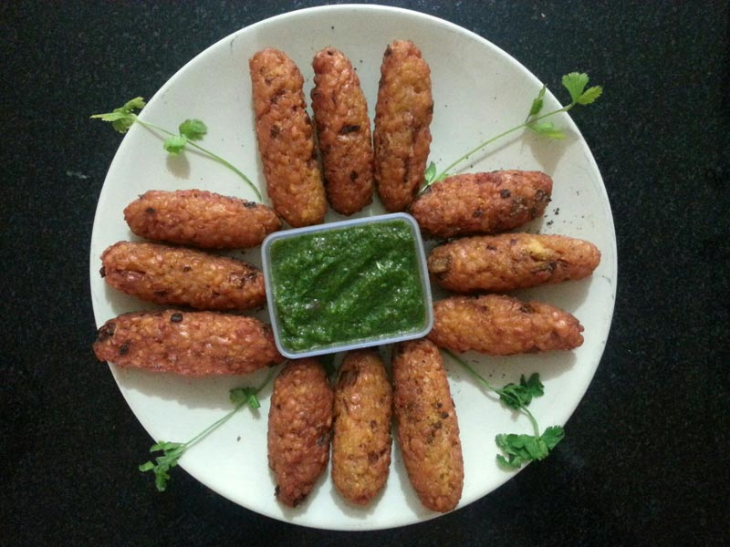 Moong Dal Fingers Recipe by Jyoti