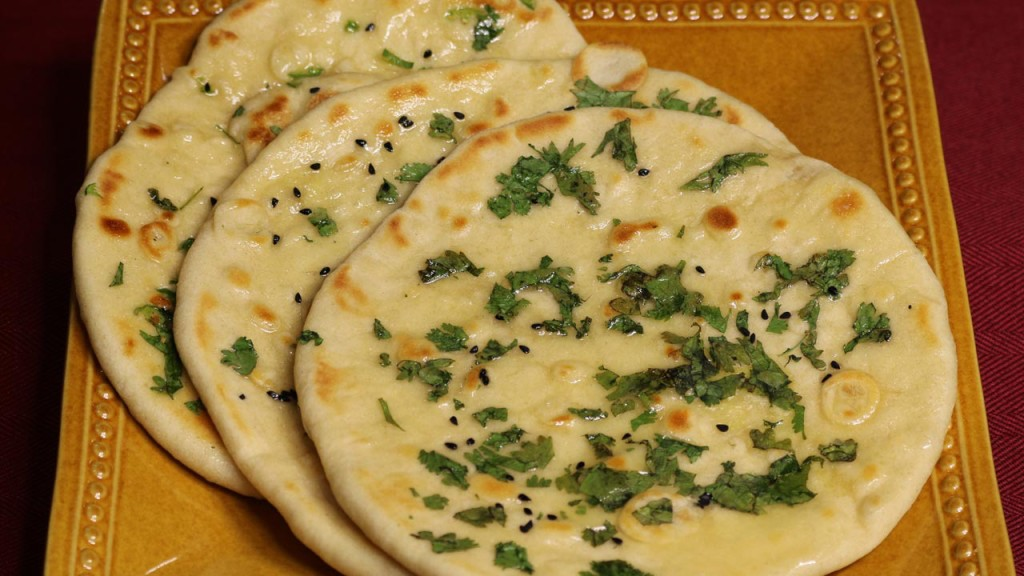Kulcha (Punjabi Flatbread)