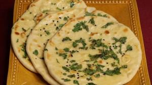 Kulcha - Punjabi Flatbread Recipe by Manjula