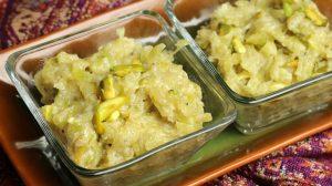 Lauki (Bottle Gourd) Halwa Recipe by Manjula