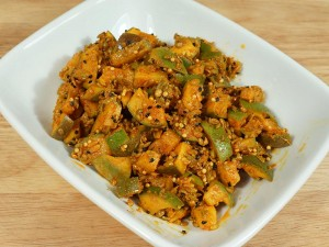 Mango Pickle Recipe by Manjula