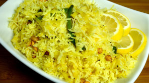 Mango Rice recipe by Manjula