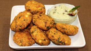 Masala Vada Recipe by Manjula