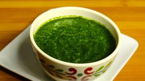 Mint Chutney Recipe by Manjula