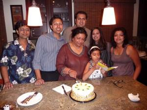 Manjula 61st Birthday