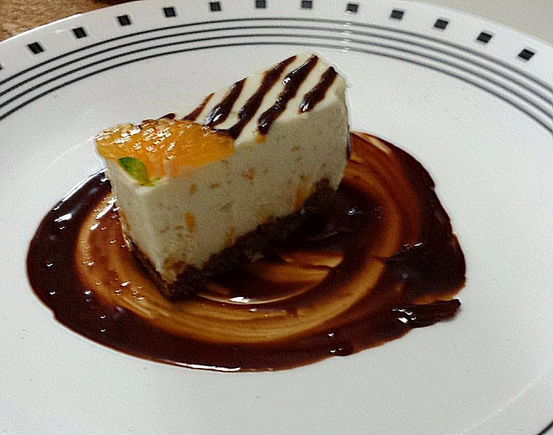 Orange-Yogurt Mousse Recipe by Shreya