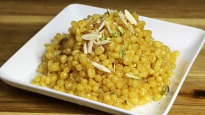 Sweet Boondi - Indian Dessert Recipe by Manjula
