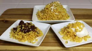 Sweet Boondi 2 - Indian Dessert Recipe by Manjula