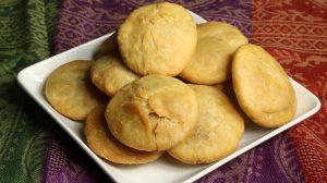 Urad Dal Kachori (Indian Lentil Pastry) Recipe by Manjula