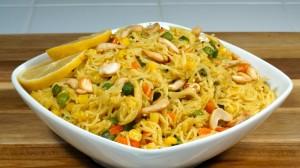 Vermicelli Upma (Spicy Noodles) Recipe by Manjula