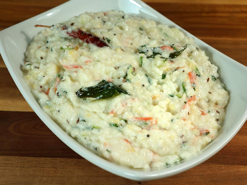 Yogurt Rice (curd rice) Recipe by Manjula