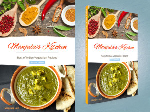 E-Book: Best of Indian Vegetarian Recipes (2nd Edition)