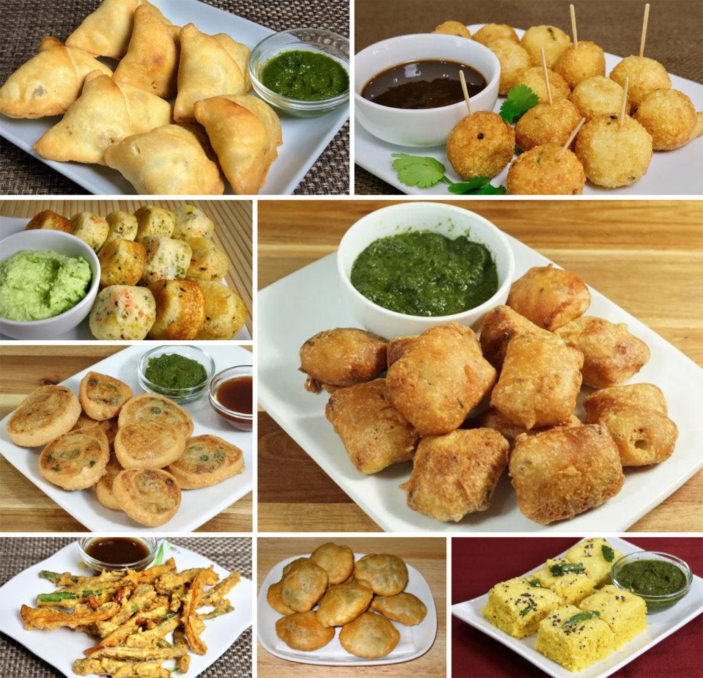 Aperitivos favoritos de todos os tempos de Manjula - Cozinha de Manjula 2
