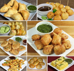 Manjula's All-Time Favorite Appetizers