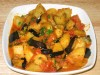 Aloo Baingan (Potato and Eggplant)