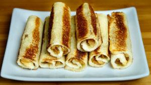 Apple Bread Rolls