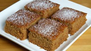 Apple Vegan Cake