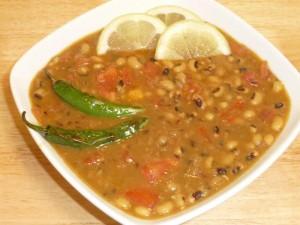 Black Eyed Beans (Lobia)