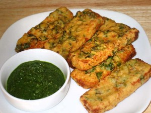 Bread Pakoras