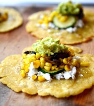 Double Corn Tortillas