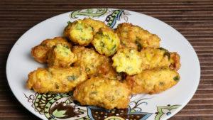 Corn Cutlets (Corn Fritters)