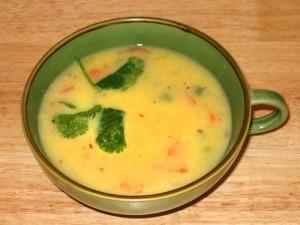 Corn Vegetable Soup