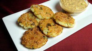 Crispy Aloo Tikki (Potato Patty)