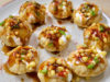 Dahi Puri Chaat (Street Food)
