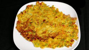 Eggless Omelet (Vegan)