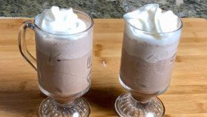 Frozen Chocolate Frappuccino