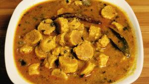 Gatte Ki Sabji (Rajasthani Cuisine)