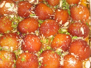 Gulab Jamun Recipe by Manjula