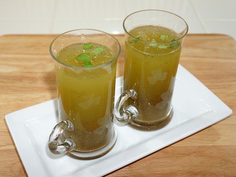 Jaljeera Drink (Indian Flavored Lemonade)