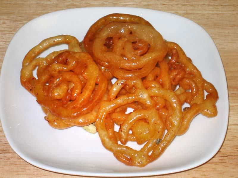 Jalebi (Sweet)