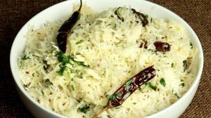 Jeera Rice (Cumin Rice)