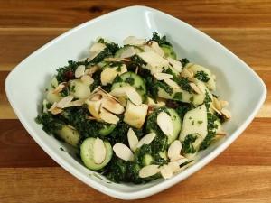 Kale and Tofu Salad