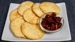 Khasta Mathri - Indian Savory Crackers