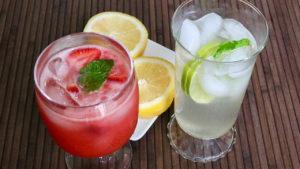 Lemonade (Classic / Strawberry)