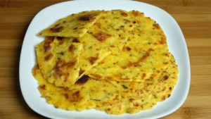 Makki Ki Roti - Paratha
