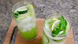 Mojito Moctail (Non-Alcoholic Drink)