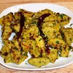 Muthia (Steamed Dumpling) Recipe by Manjula