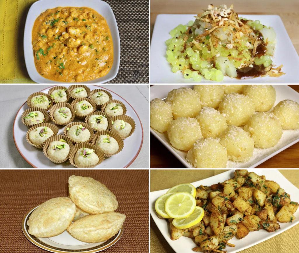 Comemorando Navratri!  - Cozinha Manjula 3